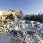 Le acque termali - Saturnia