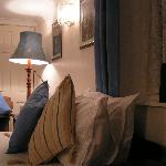 George Inn - Bedroom bed
