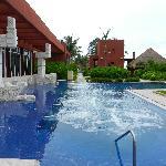 piscine eau de mer du spa