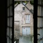 View from my hotel room.  Very old school French.