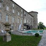 2011.06.12. Chateau de Vollore, Auvergne, France