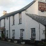 Tolcarne Inn, Newlyn, Cornwall - off the main street