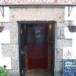 Tolcarne Inn, Newlyn, Cornwall - Mind your head