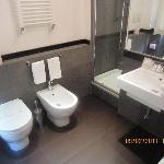 The nice bathroom of Room 4