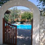 Entrata piscina