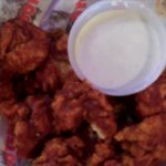 XXX hot wings, recommended