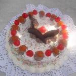 Evies Birthday cake