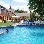 聖胡安科薩拉溫泉飯店