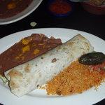 Steak Burrito