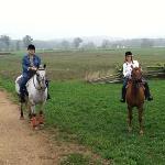 riding the confederate line