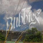 the bubbies sign