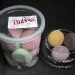 yummy bubbies!