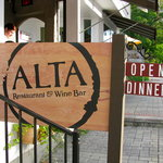 Alta Wine Bar and Restaurant