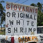 giovannis sign