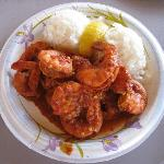 hot & spicy shrimp
