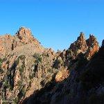 Les Calanche Cliffs