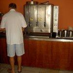 Machine à café des années 90