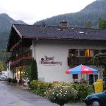 Hotel Garni Wimbachklamm Foto