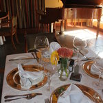 le'Thaba restaurant at Fairview