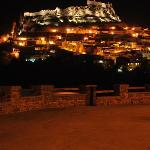 Castelsardo by night
