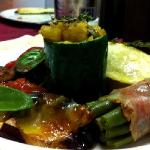 Terra di Vento_A dish from the tavern