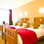 Central Hotel Rooms