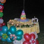 La meravigliosa torta!