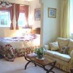 The Garden Room, Downstairs Double En Suite
