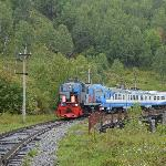 Circumbaikal Train