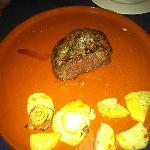 Steak  25,-eur