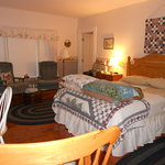 Our room Deer Lodge