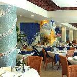 Sala ristorante climatizzata