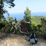 Mountain Biking in Skopelos