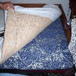 The mattresses