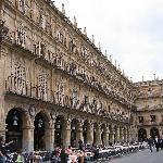 grande place Salamanca