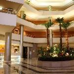 Falesia Hotel reception