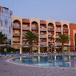 Falesia Hotel pool