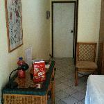 room on ground floor