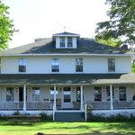 Back of the Inn