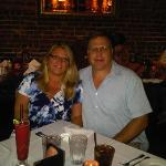 Celebrating our 27 year anniversary at the 5th Street Steak House