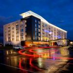 Aloft Mount Laurel Exterior - Night
