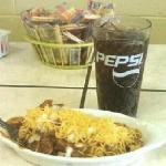 Frito Chili Pie and Pepsi - Happy 103rd Birthday Ike's