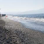 endeløs strand!