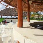 beach bar and dive shop