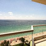 What a view! 1 BR Oceanfront Suite
