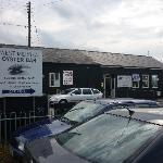 The Mersea Island Oyster Bar.