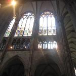 inside cathedral