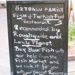 Billede af Oztoklu Restaurant