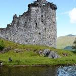 Ruins of Kilchurn Castle