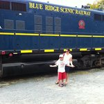 Blue Ridge Scenic Railway Image